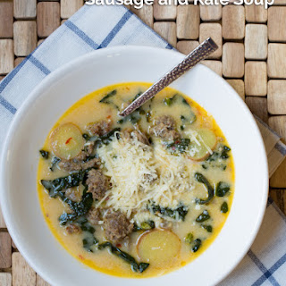 Ground Pork Sausage Soup Recipes