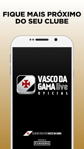 Foto do Vasco da Gama Live Oficial