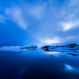 Ice... by John Aavitsland - Landscapes Travel