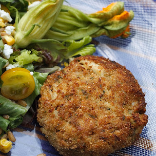My Famous Crabcakes.