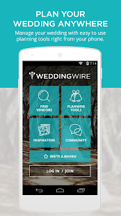 Wedding Planning App - screenshot thumbnail