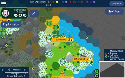 Capturas de pantalla de Unciv 9