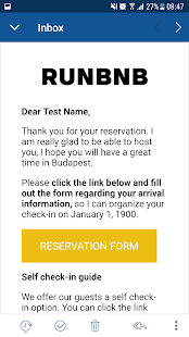 RUNBNB- screenshot thumbnail