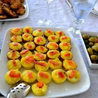 Mini Tortilla De Patatas