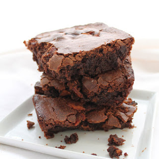 Chocolate Chipotle Bacon Brownies