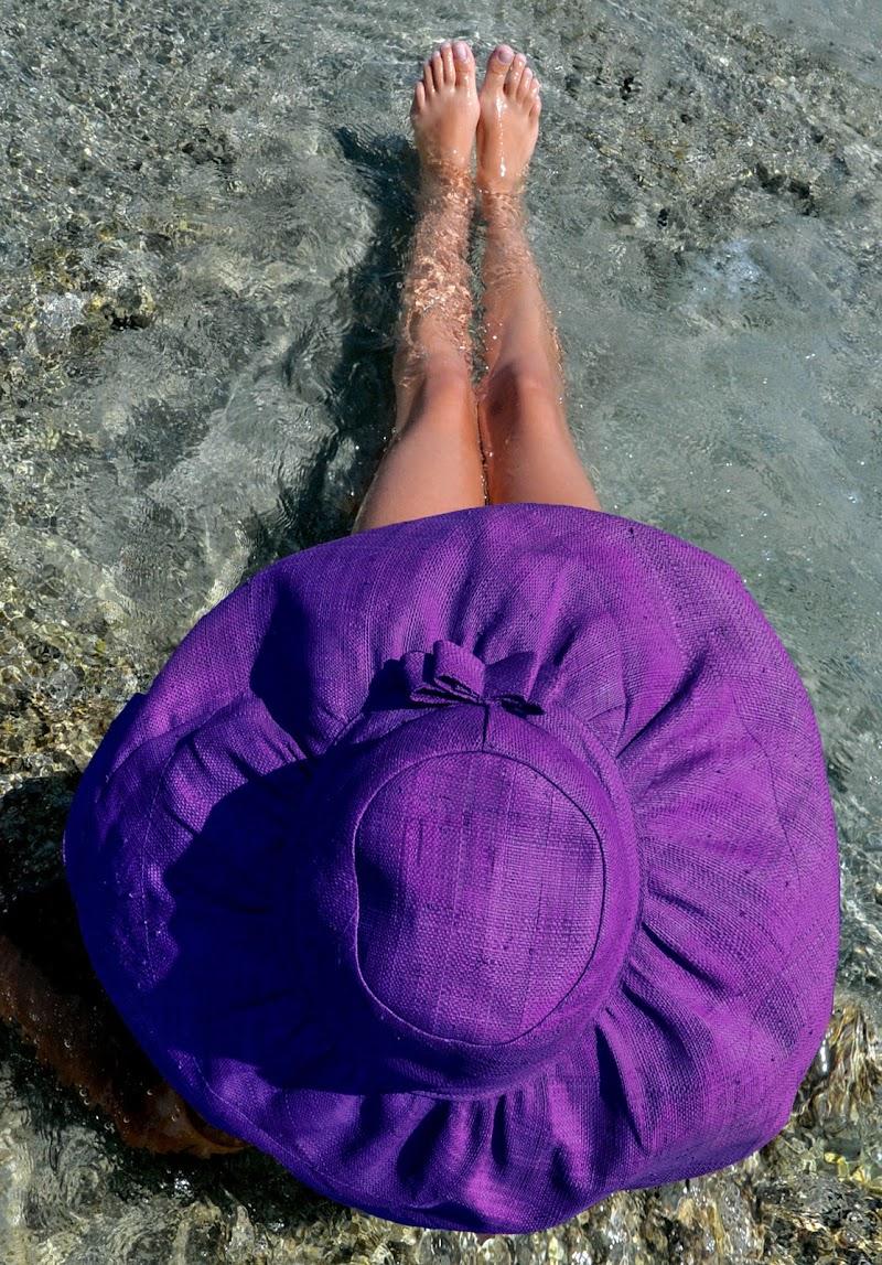 Viola a mare di Diana Cimino Cocco