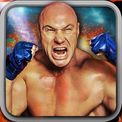 拳擊遊戲3D - 真正的戰鬥 體育競技 App LOGO-硬是要APP
