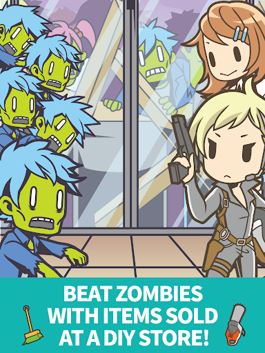 Zombies vs. DIY Store for PC
