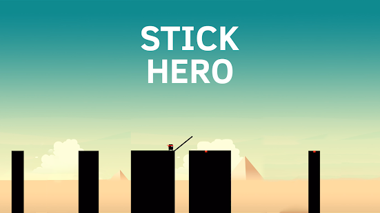 Stick Hero Screenshot