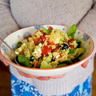 Greek Salad Couscous