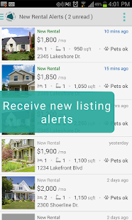 Apartment & Rental Home Search - screenshot thumbnail