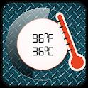Body Temperature : Fever History Diary icon