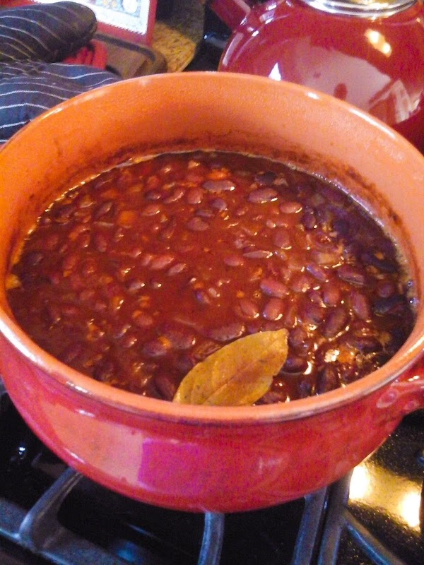 Sweet And Tangy Red Beans Recipe