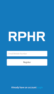 RPHR - náhled