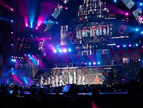 Photo: INFINITE's stage