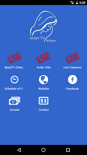 MaryTV- screenshot thumbnail