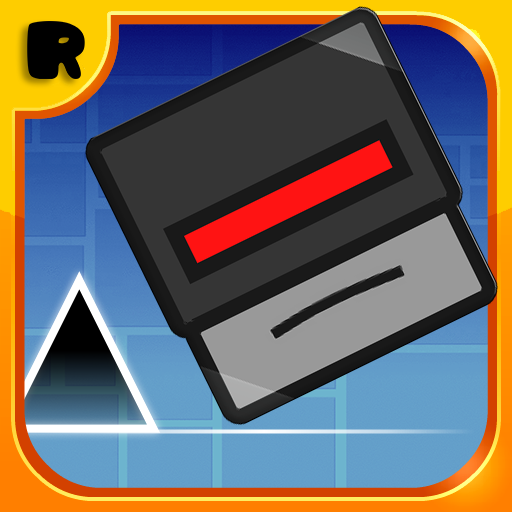 Robot Geometry Jump Rush (game)