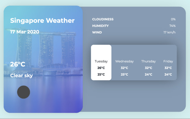 Weather@SG