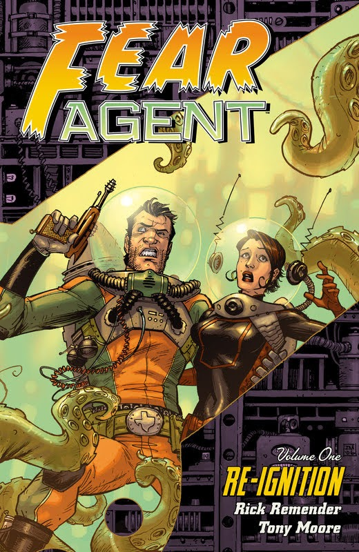 Fear Agent: Collected Editions (2007) - complete