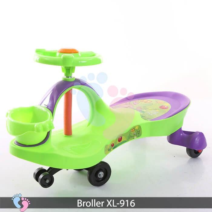 xe lắc trẻ em Broller XL-916 3