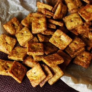 Chili Cheese Crackers