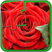 Roses Jigsaw Puzzle Game