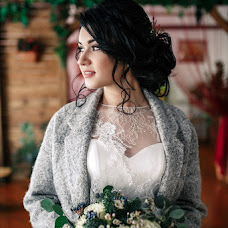 Wedding photographer Vladimir Sergeev (Naysaikolo). Photo of 28.01.2018