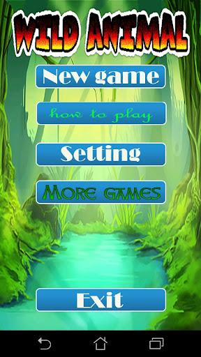 Animal Game For Kid: Free