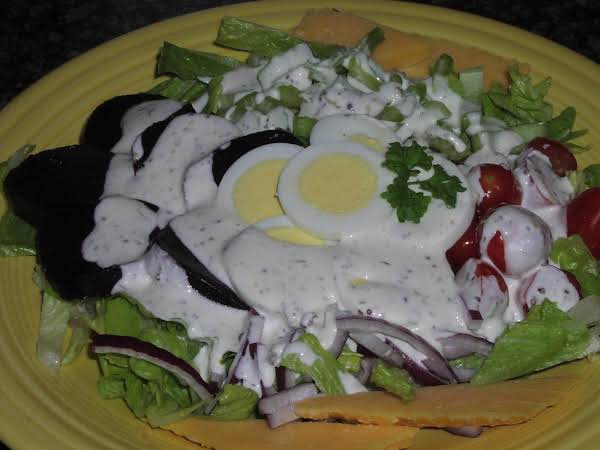 Irish Pub Salad Recipe