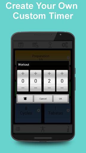 Tabata Timer for HIIT 26.0.7 screenshots 2