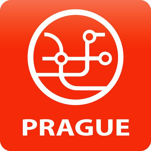 Prague Public Transport Routes 2018 icon