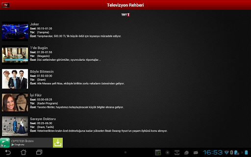 Mobil Canlu0131 Tv 2.4.6 Apk for Android 12