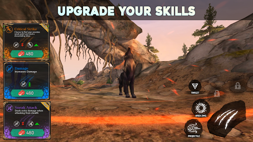 Wolf Tales - Home & Heart android2mod screenshots 6