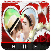 Love PhotoFrame To Video Maker