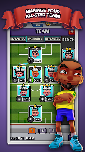 Football Fred  screenshots EasyGameCheats.pro 5