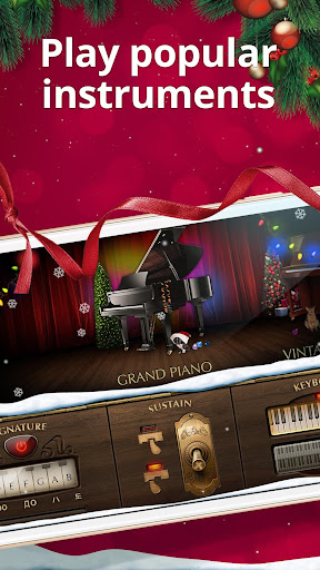 Christmas Piano: Music & Games 1.0.2 screenshots 5