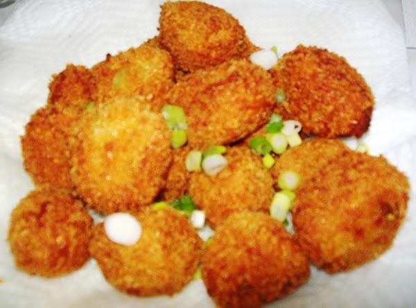 Sweet Potato Tots….. Recipe