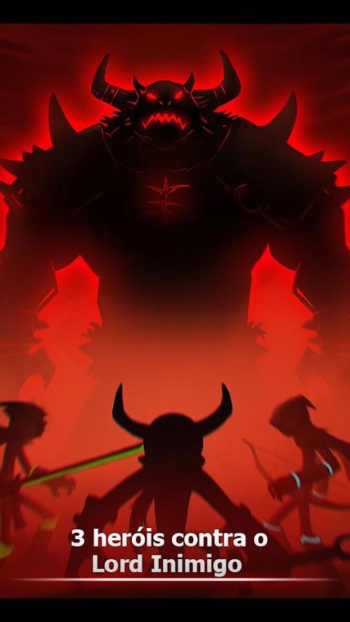 League of Stickman - screenshot