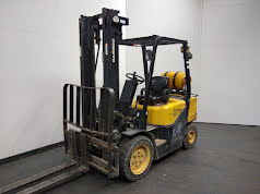 Picture of a DAEWOO G25E-3 PLUS