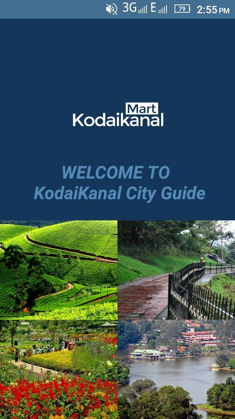 Kodaikanal Business Guide- screenshot