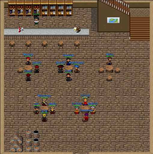 Pereger MMORPG (BETA)  astuce 2