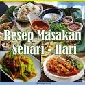 1001 Resep Masakan Sehari Hari icon
