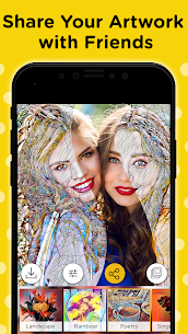 ArtistA Cartoon & Sketch Filter & Artistic Effects 7
