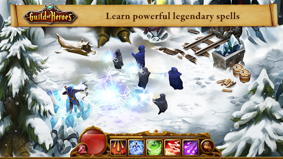 Guild of Heroes - fantasy RPG screenshot 15