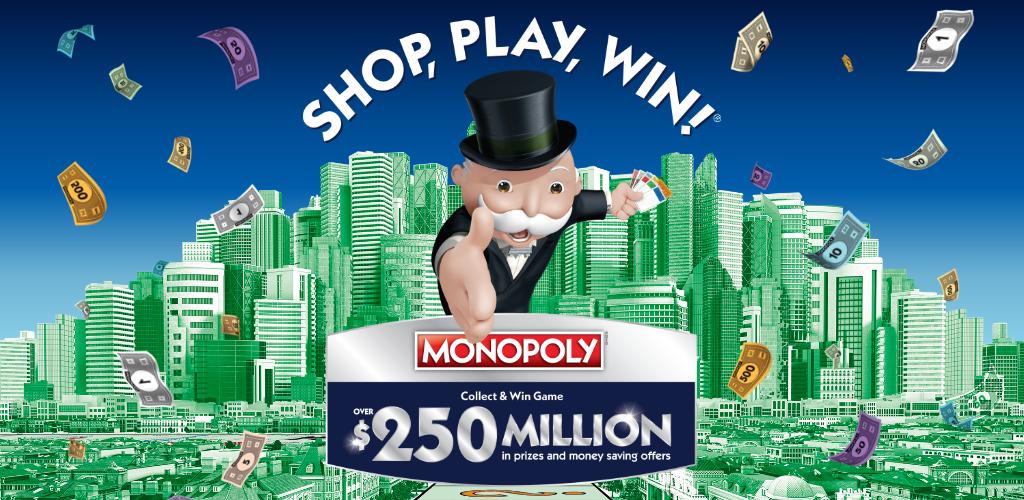 Download Shop, Play, Win!® MONOPOLY APK latest version App