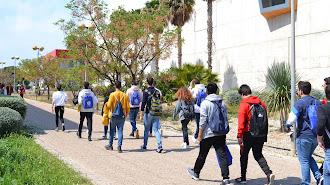 Más de 4.000 estudiantes han pasado hasta ahora por las jornadas de orientación.