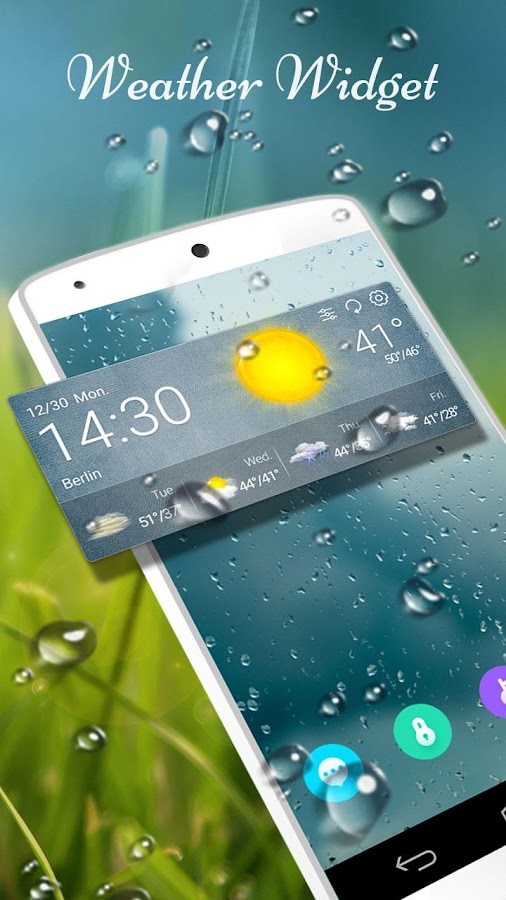 Weather⛅️- screenshot