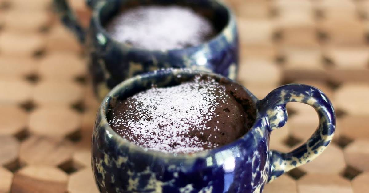 10 Best Mug Cake without Milk Recipes
