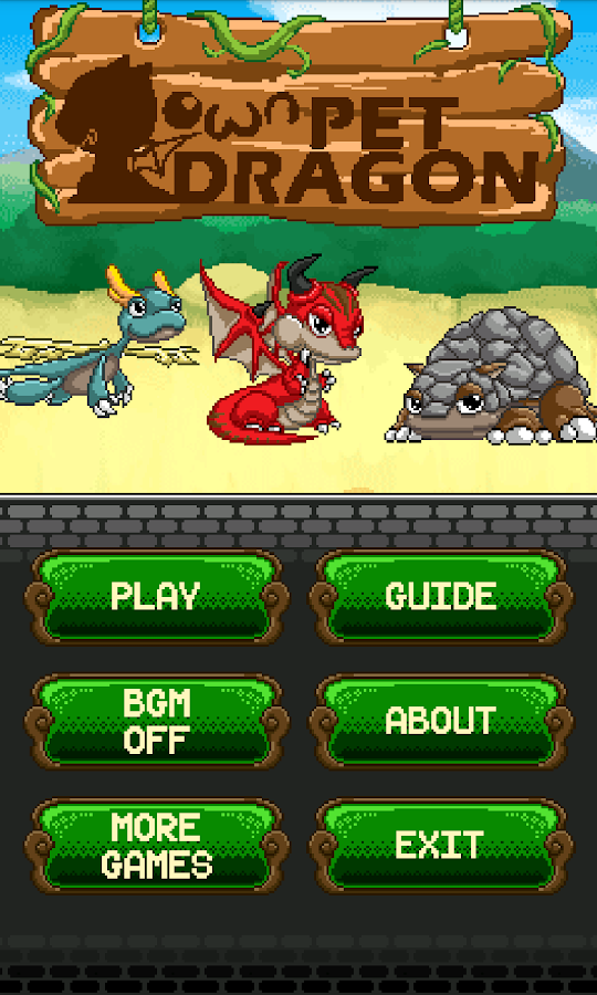 Own Pet Dragon- screenshot