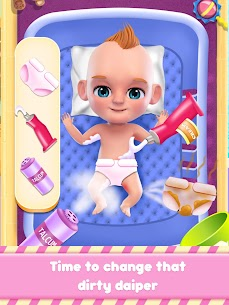 Sweet Newborn Baby Girl : Daycare & Babysitting Fun 10